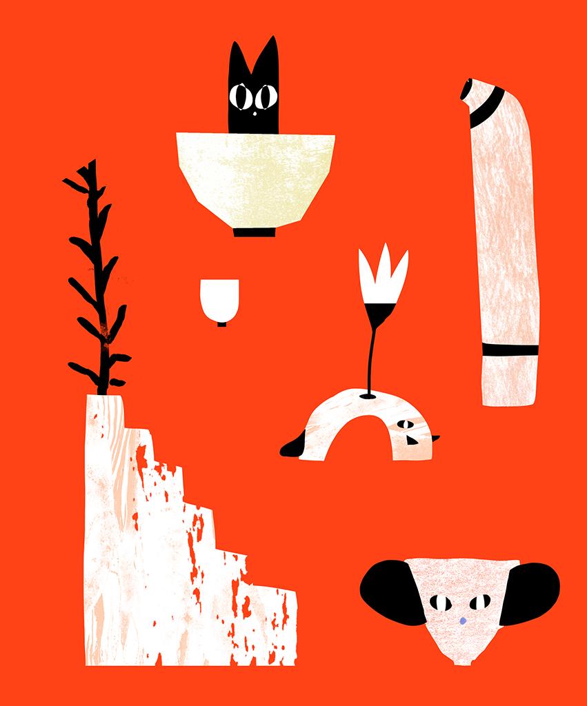 Giovanna Lopalco - Ceramic study